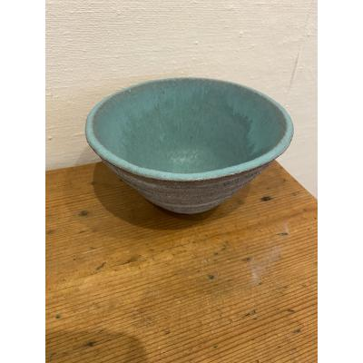Contour Bowl (Sea Green)