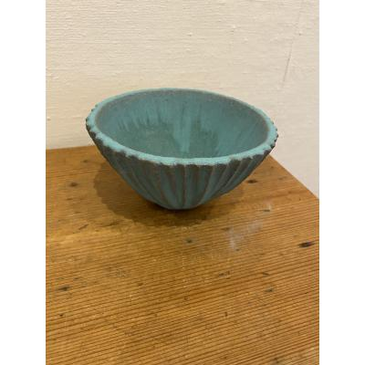 Fractal Bowl (Sea Green)
