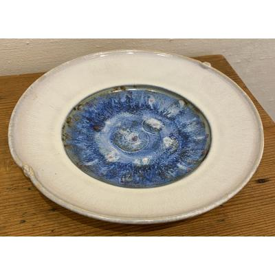 Dish: Blue Centre
