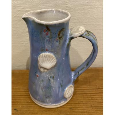 Blue Tiny Jug