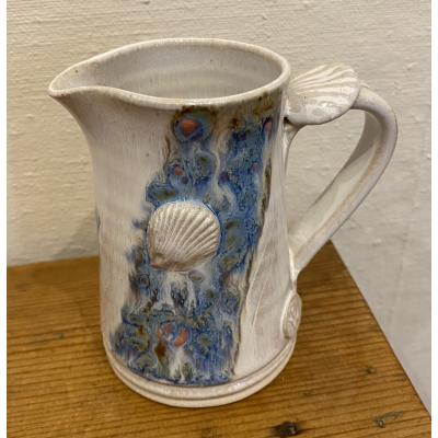 Cream Jug White