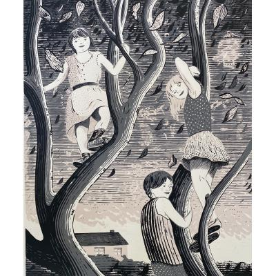 Girls In A Tree