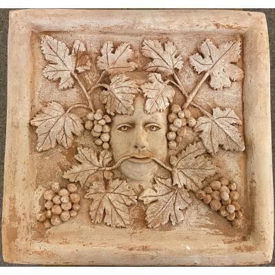 Green Man With Vines