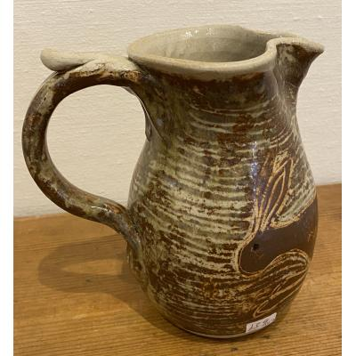 Brown Hare Jug