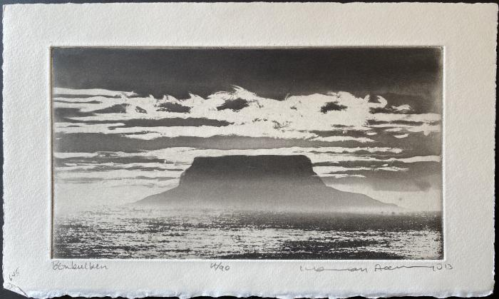 Benbulben (With Water)