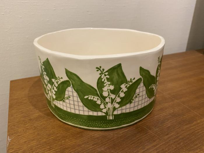 Lily Of The Valley Planter